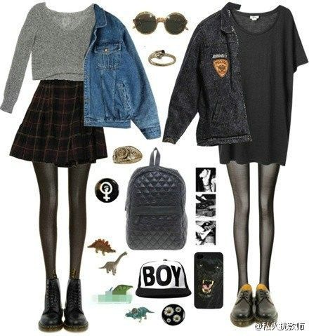 clothes style