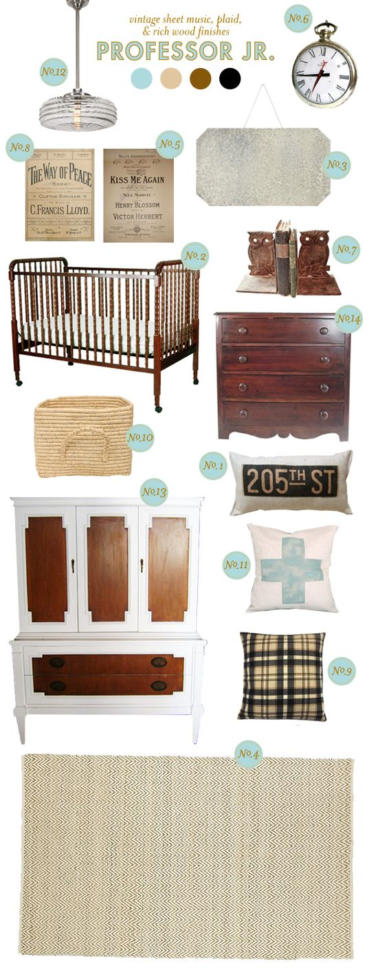 baby boy room....LOVE this!