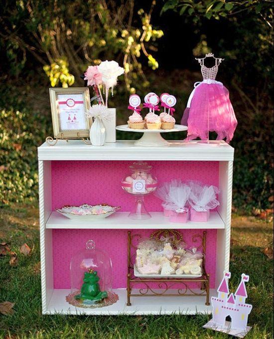 Love this princess tea party