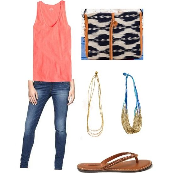A Noonday summer #summer clothes style #clothes for summer #summer clothes #clothes summer