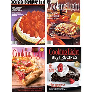Cooking Light's 25 Best Recipes Ever
