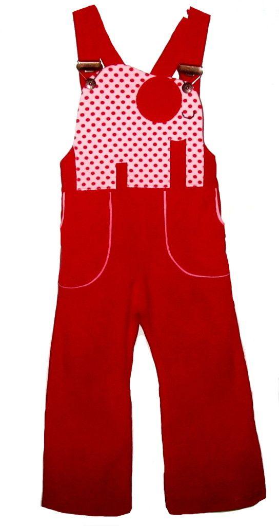 Overalls - with Appliqués - toddlin-town kids fashion kindermode vêtements pour enfants