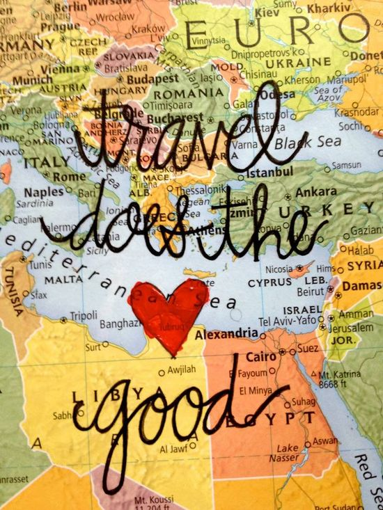 #budgettravel #travel #quotes #inspiration #motivation #travelquotes BudgetTravel.com