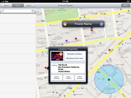 Keynote UI Design Templates