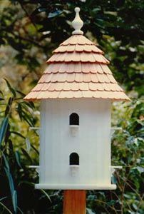 Lazy Hill Farm Design bird house
