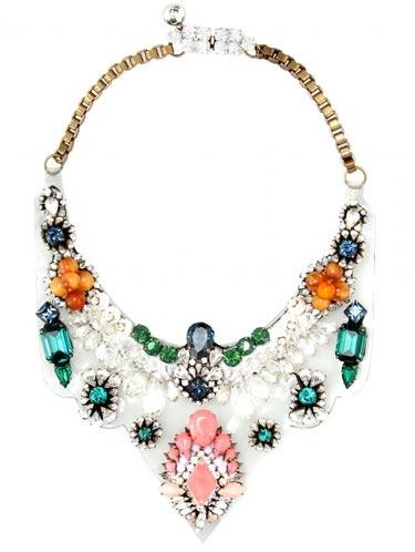 Shourouk necklace