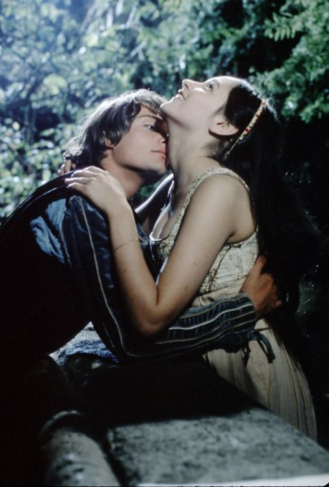 romeo and juliet (1968) directed by Franco Zeferrelli, starring Olivia Hussey as Juliet.