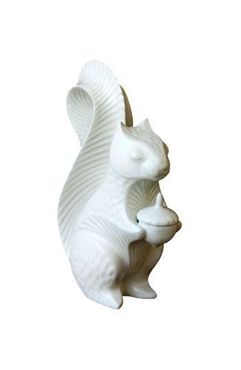 Jonathan Adler Ceramic Squirrel Ring Box - sorry west elm, but this squirrel design blows yours away.