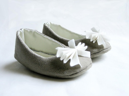 etsy - $25 - i may or may not have a thing for shoes.  especially little baby shoes : )
