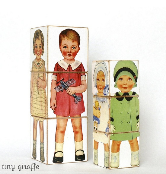 #paper #dolls I Love These!