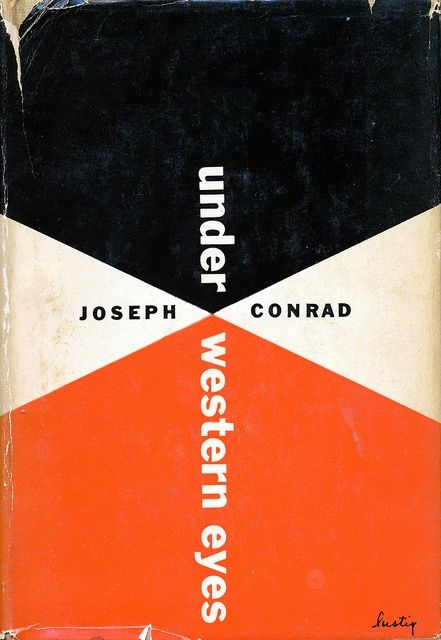 book cover by Alvin Lustig