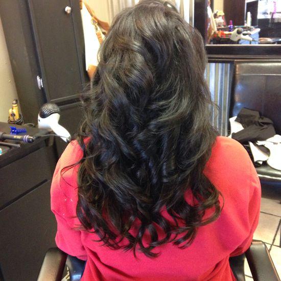 Beautiful long hair!!