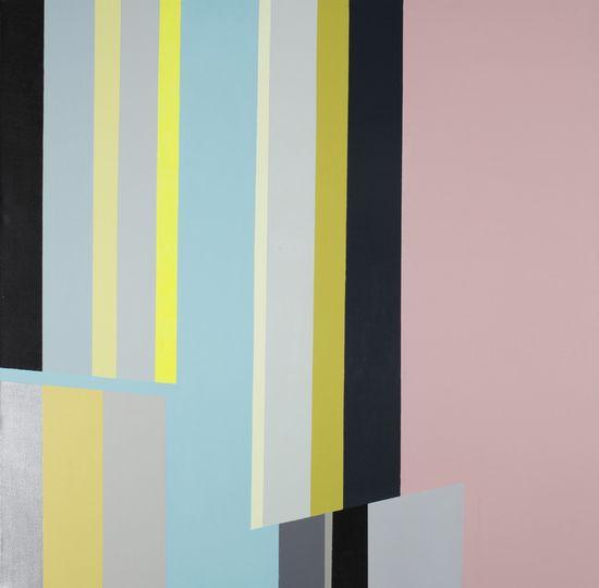 "Claudia Vivero; Acrylic, 2013, Painting ""no title"""