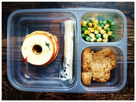 100 school lunches- I wish I was this good. But gave me some ideas!!