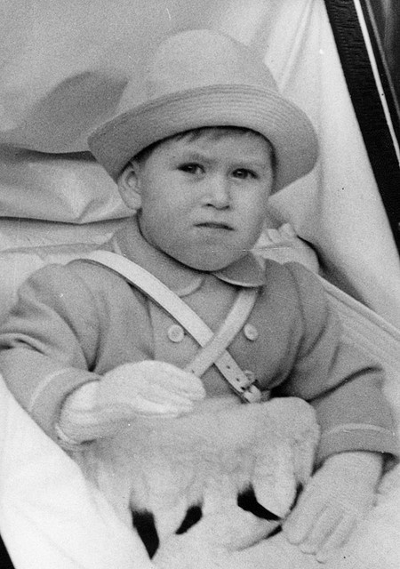 HRH The Prince Charles, Duke of Cornwall (afterwards Prince of Wales)
