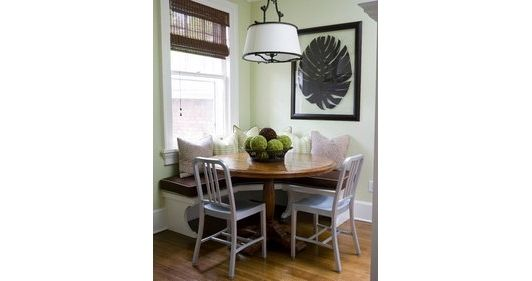 dining area in kitchen - Home and Garden Design Ideas
