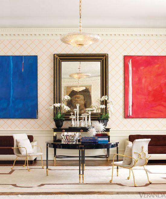 Interior Design by Richard Mishaan.