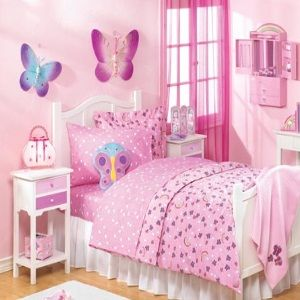 Ideas For bedroom Decorations For Girls