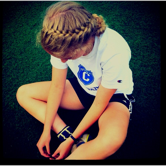 Headband braid :)