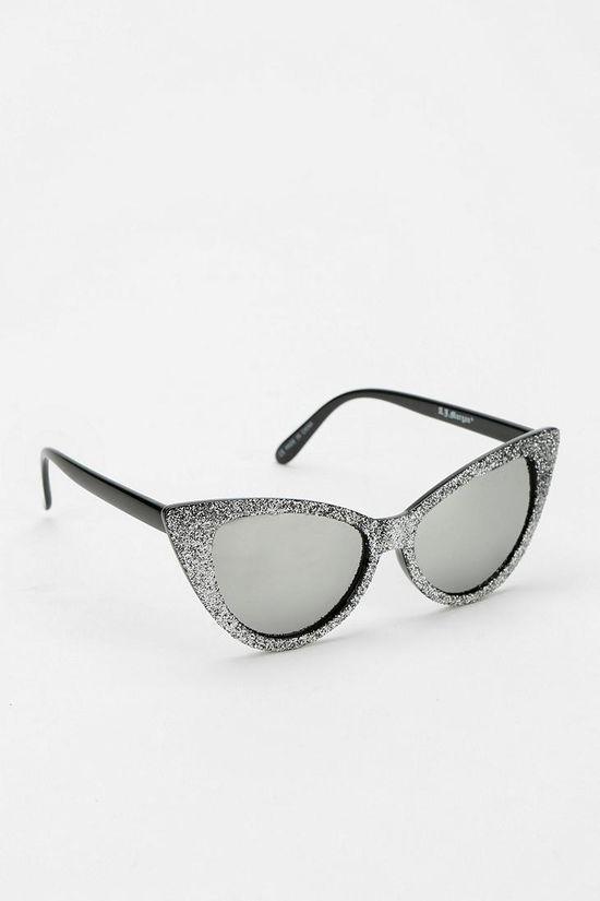 Cosmic Girl Cat-Eye Sunglasses #urbanoutfitters
