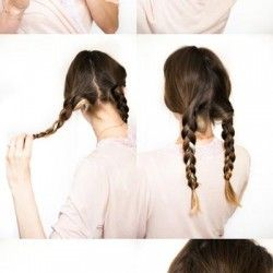 wedding braids hair tutorial