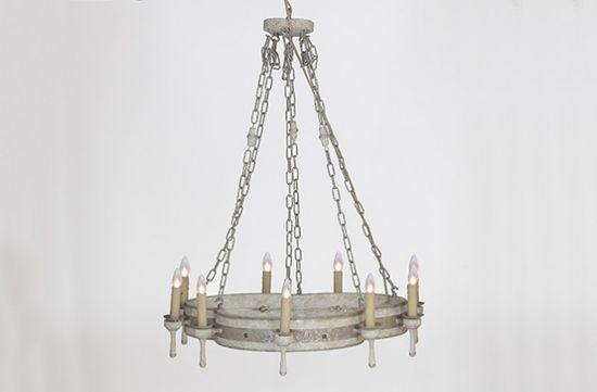 Trenton vintage style chandelier