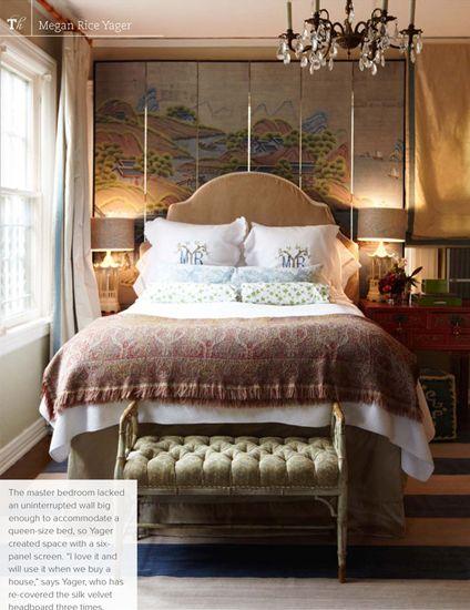 Michael S. Smith Bedroom.