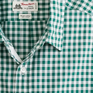 Awesome mens fashion wear your man mens fashion from for Mens green gingham dress shirt