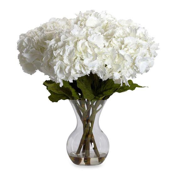 Large Hydrangea Flower Arrangement