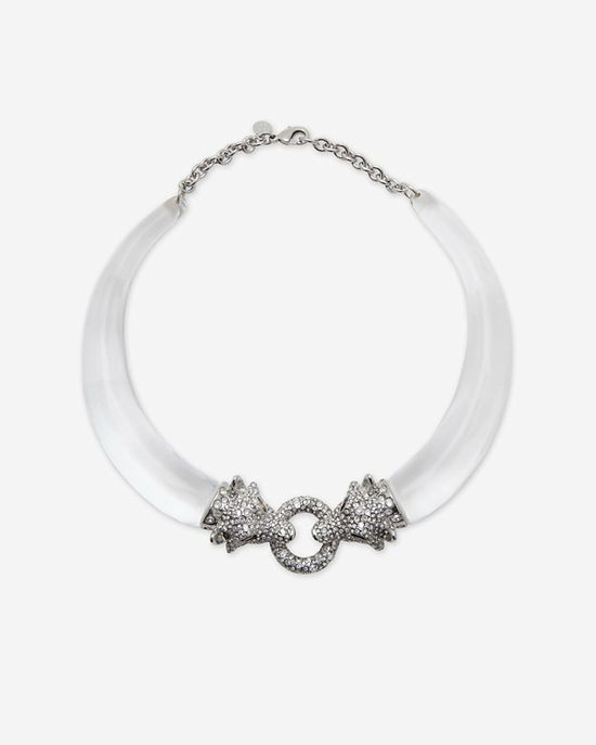 ice ice baby // alexis bittar necklace
