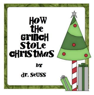 How the Grinch Stole Christmas activities