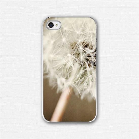 Dandelion iPhone 4 Case. #iphone #dandelion