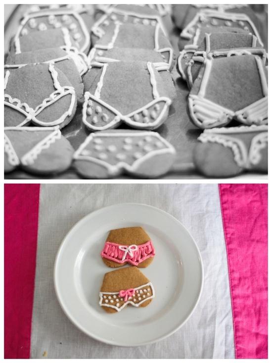 Such a cute idea for a bachelorette party