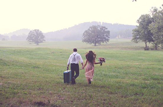 Woodland Bohemian Wedding Ideas
