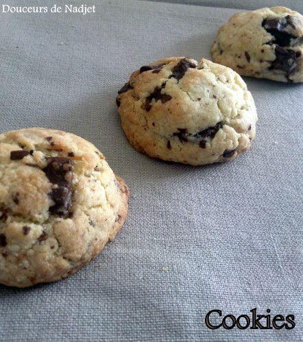 Cookies aux pépites