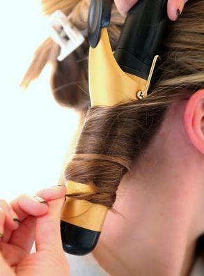 How to get effortless curls - super simple tutorial!