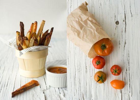 Slow Roasted Tomato & Jalapeno Ketchup