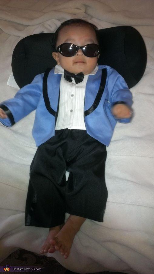 Baby Gangnam Style - 2013 Halloween Costume Contest