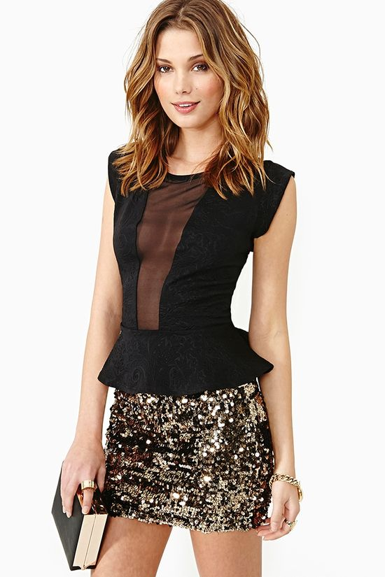 love the skirt.