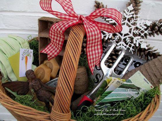 DIY  ~  Gifts For Gardeners