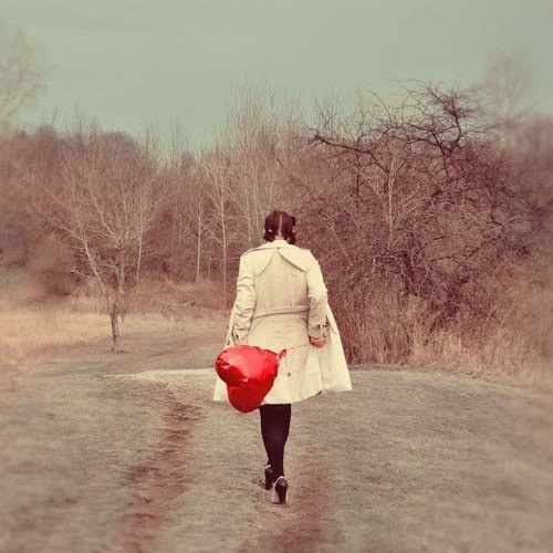 Ma l'organo che sopporta la solitudine quale è?  (da Olivia ovvero la lista dei desideri possibili, Mondadori)