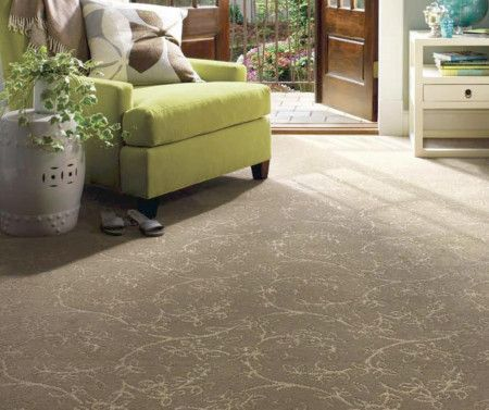 Brown Carpet Floor Design Ideas - Floor