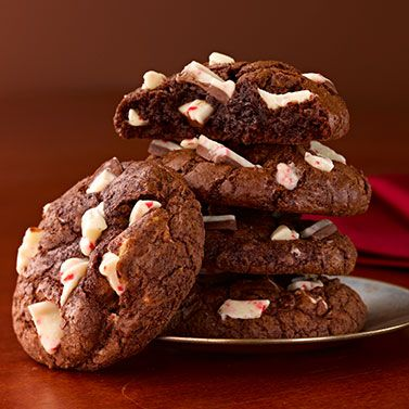 Chocolate Peppermint Cookie