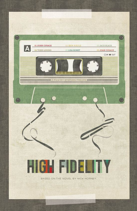 High Fidelity print