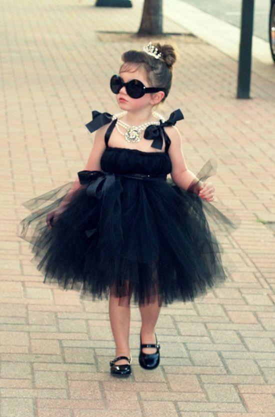 little Audrey Herpburn