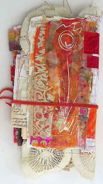 back cover of fused fabric book by dj pettitt, via Flickr