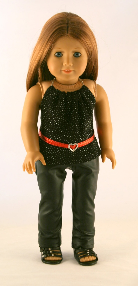 American Girl Doll Clothes - Project for Liv
