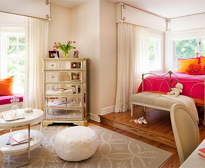 teen girl bedroom ?