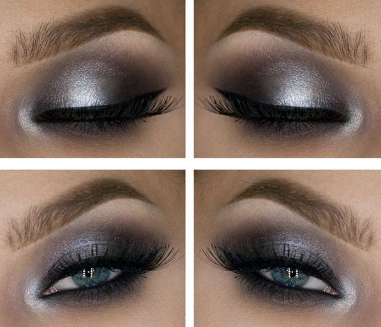 Eye Makeup by Linda Hallberg. Today`s Look: DRAMATIC