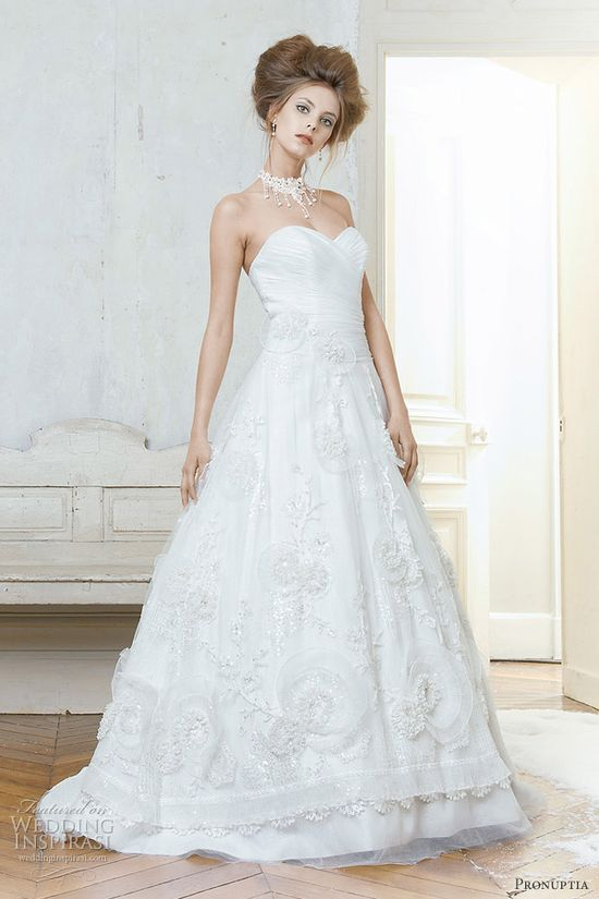 pronuptia 2012 wedding dresses